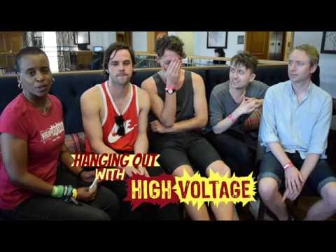 Hanging Out with High Voltage: The Zolas