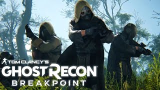 """Tom Clancy's Ghost Recon Breakpoint - """"We Are Wolves"""" Gameplay Trailer 