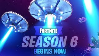 Fortnite SEASON 6 THEME LEAKED! *NEW* Dark World, Season 6 Battle Pass Skins, & Map! (Season 6)