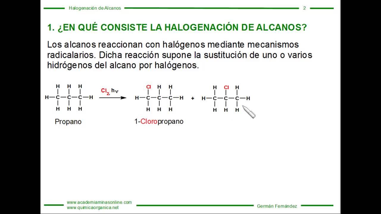Alcanos alquenos alquinos nomenclatura y