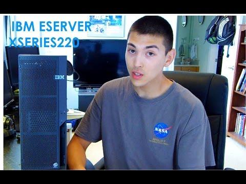 Garage Sale Finds: $8 IBM Eserver XSeries 220 (Intel Pentium 3 X2)