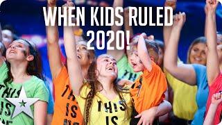 When Kids RULED 2020: Part 2   BGT 2020
