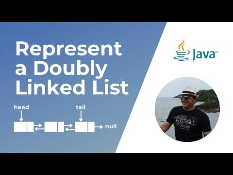 How To Represent Doubly Linked List In Java ?