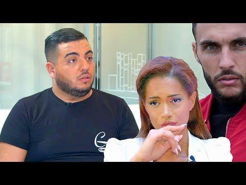 Jaja (Les Anges): 'C'est tellement grave ce que Clément à fait à Sanaya!'