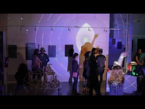 Otto Von Schirach - ABRACADABRA art Show - Idea Fab Lab Santa Cruz