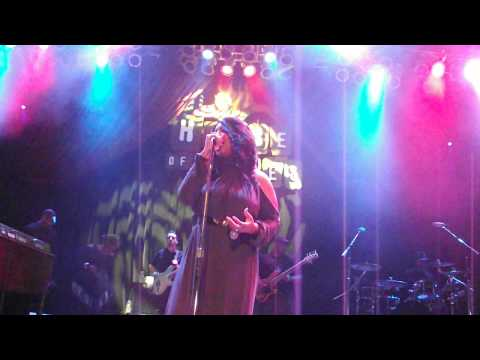 Lalah Hathaway House of Blues Chicago Angel & Love's Holiday