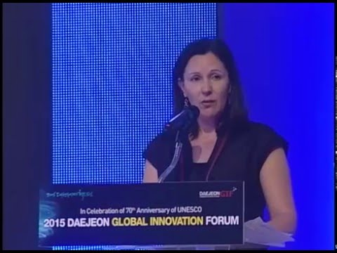 [2015DGIF] Plenary Session 1: Science and Technology - Global Trends and Challenges