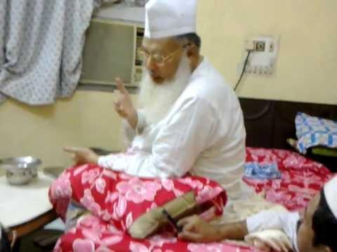 Huzoor Shaikhe Azam  {Bayan of Darood E Malwan}