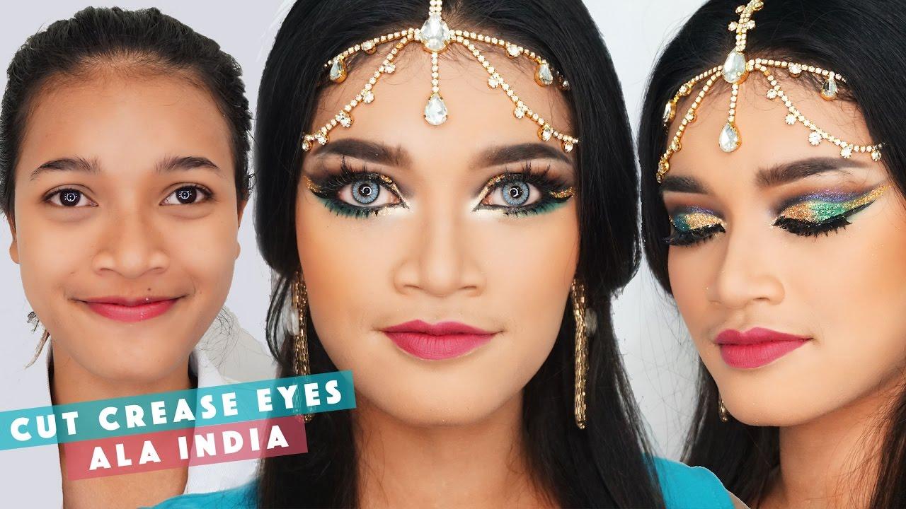 Tutorial Makeup Pengantin India Saubhaya Makeup