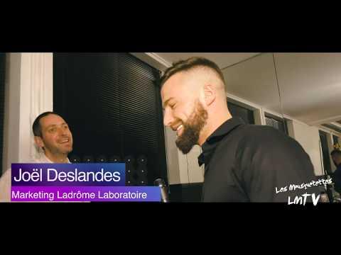 Soirée Beauty Party Lyon 2019 - La Drôme Laboratoire - Communauté Bio Auvergne-Rhône-Alpes