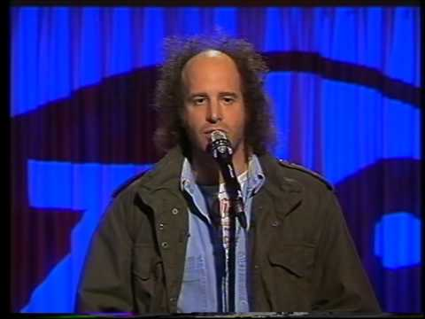Steven Wright live in the UK - '93 - stereo HQ