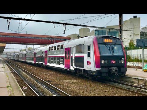 La Gare de Saint-Quentin-en-Yvelines