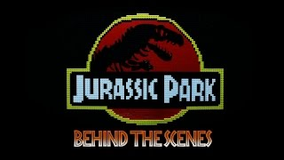 LEGO JURASSIC PARK - A BEHIND THE SCENES LOOK