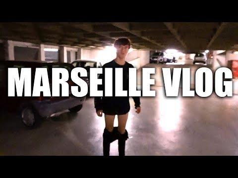 TRIP TO MARSEILLE - VLOG