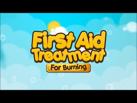 First Aid Treatment for Burning - Android/iOS - Gameplay Trailer by GameiMax