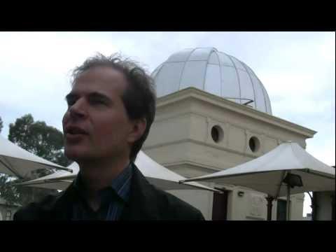 Interview - Steve Omohundro - Observatory @ Botanical Gardens - 2011-08-23