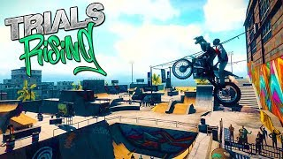 NEW Trials Rising Tandem Bike Gameplay! (E3 2018)