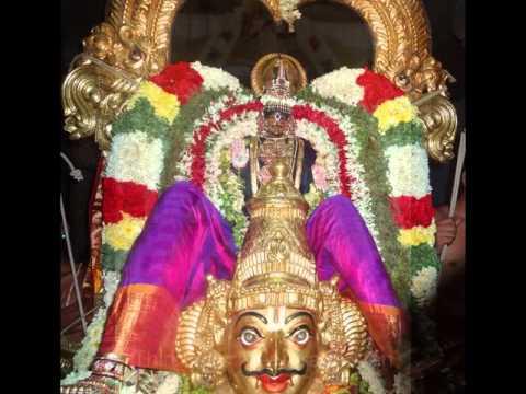 Garuda Dhandagam-கருட  தண்டகம் -ஸ்வாமி தேசிகன் -திவ்யதேச கருடசேவை