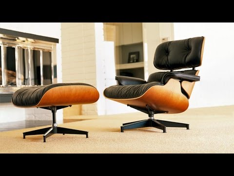 EAMES LOUNGE CHAIR : EAMES LOUNGE CHAIR REPAIR | EAMES LOUNGE CHAIR ...