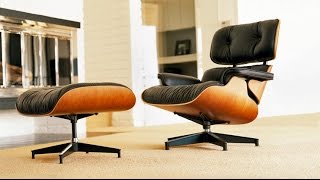 EAMES LOUNGE CHAIR : EAMES LOUNGE CHAIR REPAIR | EAMES LOUNGE CHAIR REVIEW