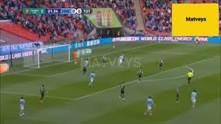 Манчестер сити Тотенхем 1-0<br>Лучшие моменты