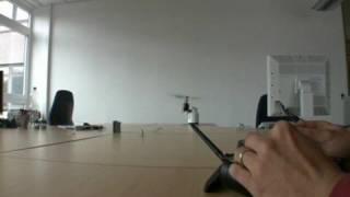 walkera hm4 3b testflug 6te ladung