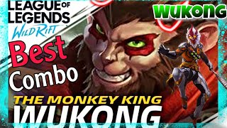 on Red Magic 5G |League of legend wild rift Wukong gameplay