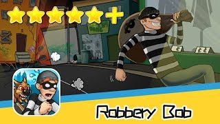Robbery Bob™ - Challenge Level 4 Walkthrough Stimulating Mission Recommend index five stars+