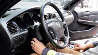 Test Drive—Honda Legend Ka9 (200 HP)