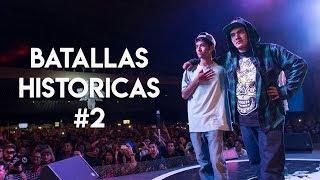 BATALLAS HISTORICAS ACZINO VS DOMINIC
