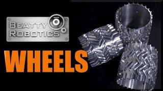 Turn & Machine MARS Robot Wheels! | WW209