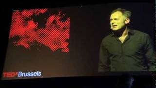 Music of the future (HQ) | Charles Hazlewood and the British Paraorchestra  | TEDxBrussels