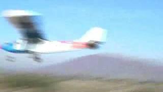 Nexstar RC Airplane Landing Training
