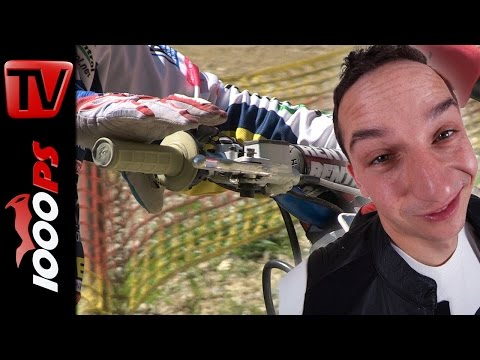 How to Motocross | Lenker Position | Arlo in Action mit Ossi Reisinger