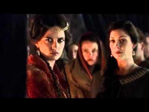 Anna Skellern in Camelot S01E06