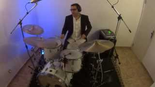Fly Me To the Moon - Frank Sinatra (drum cover)/ Vintage Tama Imperialstar ( 1974 )