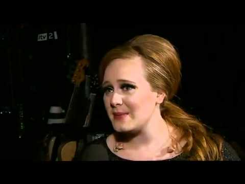 Adele - Interview At The ITunes Festival (July 7th 2011)