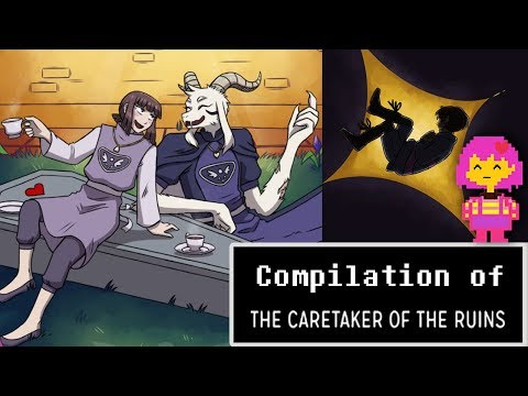 Compilation of Caretaker of The Ruins