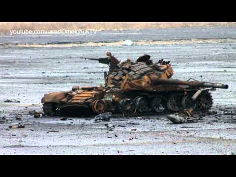 More than 100 russian tanks T-72 in Ukraine.