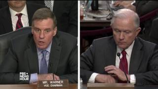 Sen. Warner: 'Not acceptable' for Trump administration to come to Congress without answers Free HD Video