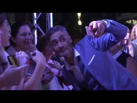 Thor Ragnarok Australia Gold Coast Premiere B-Roll || SocialNews.XYZ