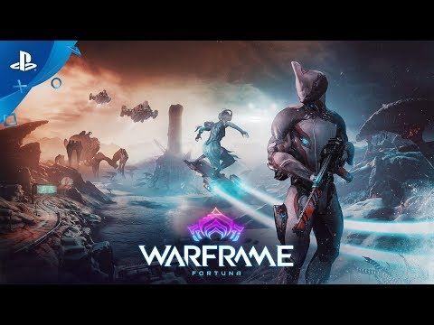 Warframe: Fortuna - Available Now | PS4 thumbnail