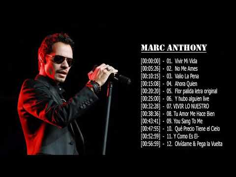 Marc Anthony Greatest Hits || Marc Anthony Greatest Hits Playlist