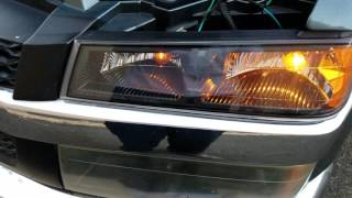 How To Sequential Turn Signals On A Chevy Colorado Youtube
