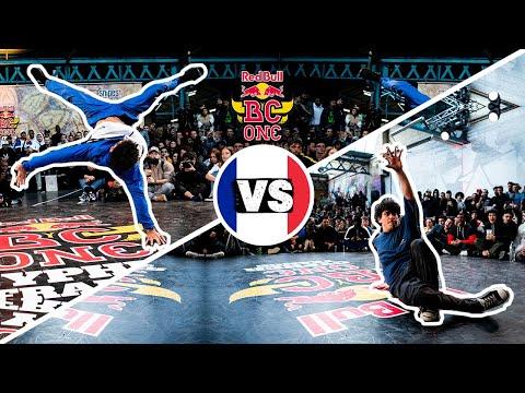 Red Bull BC One Cypher France 2019 | Semifinal B-Boys: Lagaet Vs. Pac Pac