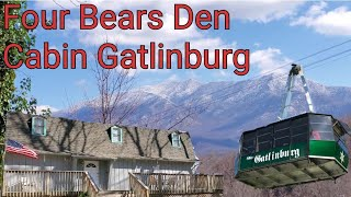 Gatlinburg Cabin Review Four Bears Den Bear Camp Cabin Rentals Famly Fun in the Smokies 2020