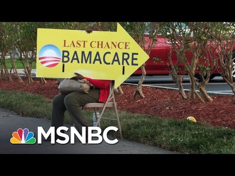 Support For Obamacare Grows In New Poll | Morning Joe | MSNBC