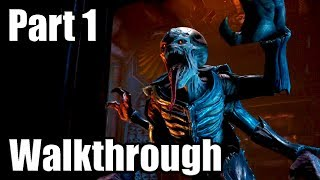 SPACE HULK: TACTICS [PS4 PRO] Gameplay Walkthrough Part 1 (Blood Angels Campaign) | No Commentary