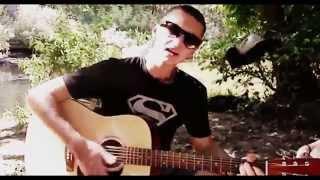 Не плачь-песня под гитару cover (Армейские)