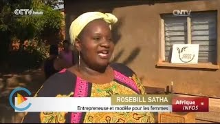 Malawi : une femme, Rosebill Satha, a eu le courage de créer une entreprise rentable